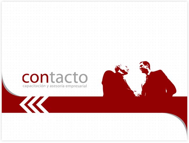 Contacto - Presentación interactiva