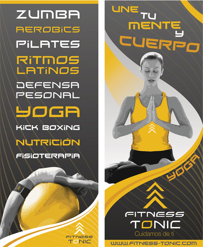 Fitness Tonic - Lona