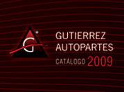 Gutierrez Autopartes 2009